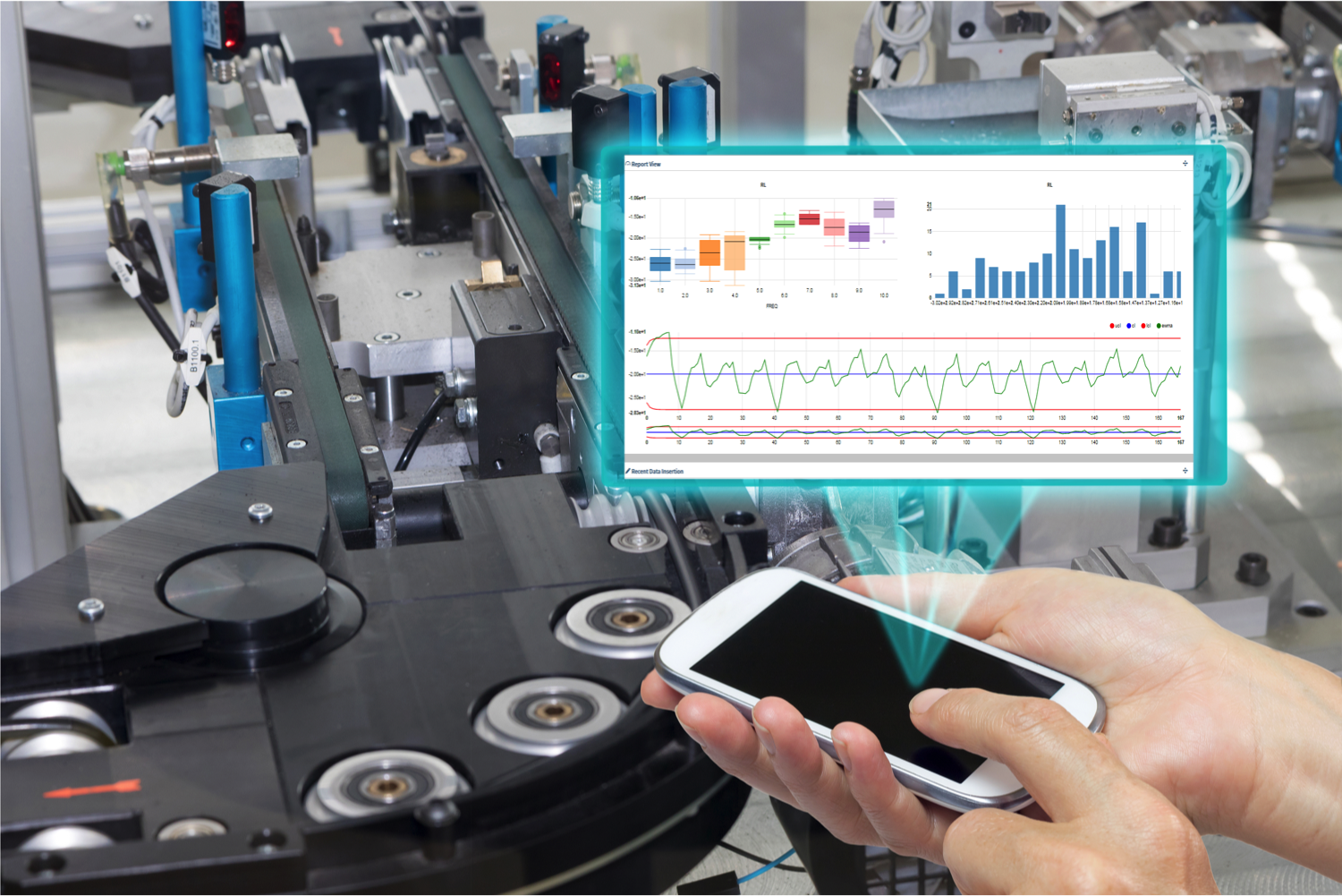 Eliminate Manual Data Collection In Manufacturing
